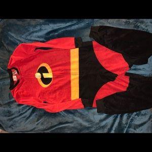 Disney Pixar's Incredibles 2 Onesie